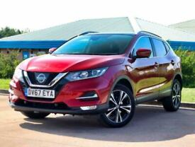 image for 2017 Nissan Qashqai Nissan Qashqai 1.5 dCi 110 N-Connecta 5dr 2WD Glass Roof Pac