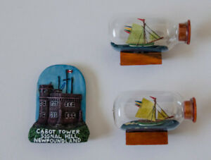 New Signal Hill Cabot Tower Souvenirs