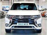 2019 Mitsubishi Outlander 2.4 PHEV 4h 5dr Auto 4x4 Hybrid Automatic