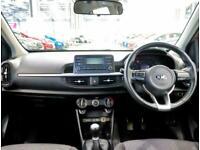 2018 Kia Picanto Kia Picanto 1.0 2 5dr Hatchback Petrol Manual