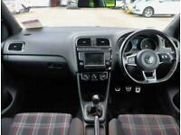 2016 Volkswagen Polo Volkswagen Polo 1.8 GTI 190 3dr Hatchback Petrol Manual