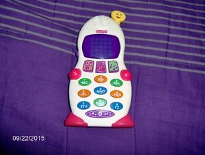 Fisher Price toddler telephone