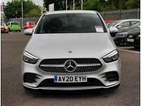 2020 Mercedes-Benz B Class B200 AMG Line Executive 5dr Auto Hatchback Petrol Aut