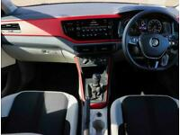 2019 Volkswagen Polo Volkswagen Polo 1.0 TSI 95 Beats 5dr Hatchback Petrol Manua