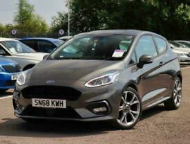 image for 2019 Ford Fiesta Ford Fiesta 1.0 E/B 100 ST-Line 3dr Auto 18in Alloys Hatchback