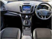 2017 Ford Kuga 1.5 TDCi Titanium 5dr Auto 2WD 4x4 Diesel Automatic