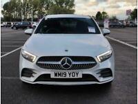 2019 Mercedes-Benz A Class Mercedes-Benz A A180 AMG Line Premium 5dr Auto Hatchb