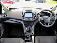 2015 Ford C-MAX 1.6 125 Zetec 5dr MPV Petrol Manual