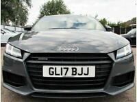 Audi TT TDI QUATTRO S LINE BLACK EDITION