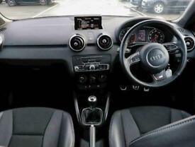 2016 Audi A1 1.4 TFSI S Line 5dr Hatchback Petrol Manual