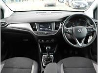 2018 Vauxhall CROSSLAND X Vauxhall Crossland X 1.2T 130 Elite 5dr SUV Petrol Man
