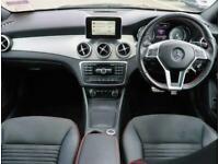 2014 Mercedes-Benz CLA CLASS Mercedes-Benz CLA 220d 2.1 AMG Sport 4dr Auto Coupe