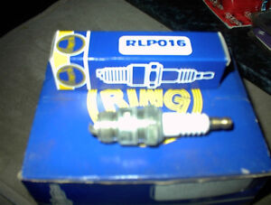 3 NEW BOXES OF 10 PRE 1972  FORD 18MM SPARK PLUGS $15.00BX