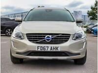 2017 Volvo XC60 Volvo XC60 2.0 D4 190 SE Lux Nav 5dr Geartronic 2WD Privacy Glas