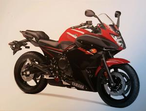 Yamaha FZ6R Sport Bike