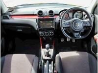 2018 Suzuki Swift 1.4 Boosterjet Sport 5dr Hatchback Petrol Manual
