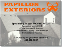 Looking for a trusted roofer?