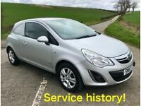 Sportive Vauxhall Corsa Van!!!2011/61