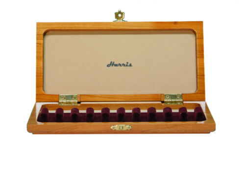 Bassoon Reed Case for 10 Reeds