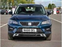 2018 SEAT Ateca Seat Ateca 1.6 TDI 115 SE Technology EZ 5dr 2WD SUV Diesel Manua