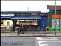 Staff Urgently needed at Fish and Chip Shop located in Wimbledon