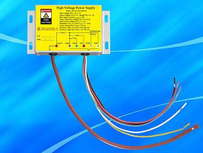 High Voltage Power Supply 3kv 1ma Shutdown Linear Regulation High Precision