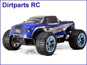 Redcat Racing Volcano EPX Pro 1/10 Scale Brushless Electric Truck Lipo Ready