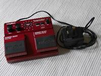 Digitech Harmonyman pedal