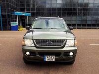 2004 Left Hand Drive Ford Explorer XLT 4.0 V6, Mint condition, Full paperwork