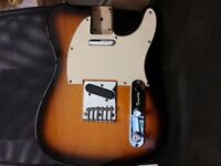 1998 Fender Telecaster Squier superb with Lace Sensors & 5 Position SWITCHING