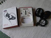 PSB M4U 4 earphones