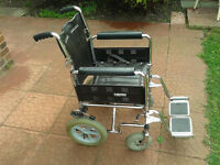 Wheelchair (Carter chrome)
