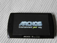 Archos 5 500GB plus accessories