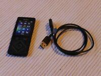 Sony NZW-A15 hi-rez audio player