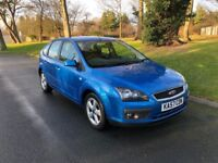 Ford Focus 1.6 ZETEC CLIMATE 2008! - Service history! Drives like brand new! FULL NEW MOT!