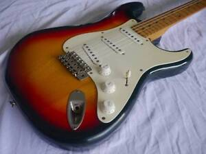 1980 Greco Super power St57 Strat-type...will post Redlynch Cairns City Preview