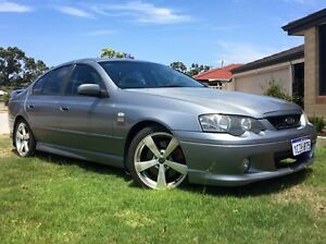 03 Ford BA XR6 turbo  $4500ono or swap Cannington Canning Area Preview