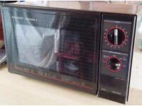 Sharp Carousel 2 Microwave 25L 650W Turntable R6280B