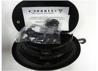 Oakley SI M Frame 2.0 Matte Black/Clear lenses