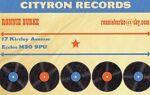 cityron records