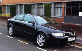 Audi A4 Full History Low Mileage