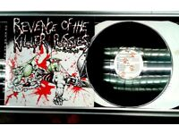 Various – Revenge Of The Killer Pussies (Blood On The Cats 2), VG, Pyschobilly Garage Punk