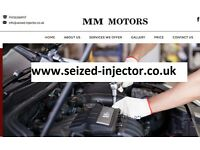 Seized Broken Snapped Injector Glow Plug Removal Extraction Service Northampton Coventry Rugby