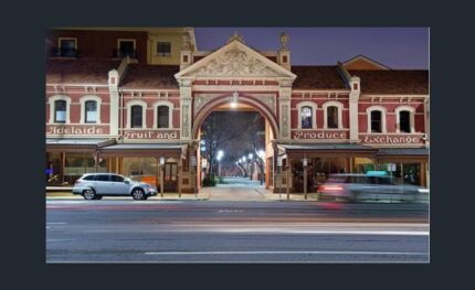 CAR PARK FOR RENT IN ADELAIDE CBD (EAST END) SECURE REMOTE ACCESS