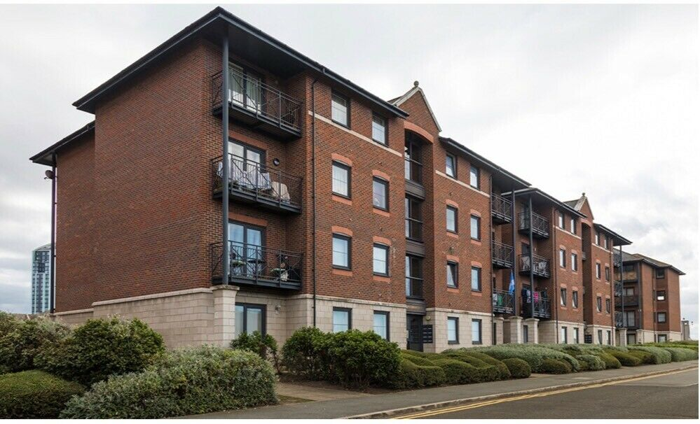 2 bed 2 bath ground floor apartment for sale - DOCKs ...