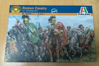 Italeri 1st-2nd Century B.C. Roman Cavalry - 1:72