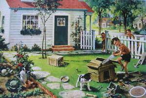 A Labor of Love by George Hinke