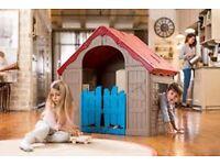 Keter Children's Wonderfold Playhouse