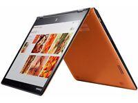 Lenovo YOGA 3 14-inch FHD 360 Rotation Touchscreen Notebook - Orange