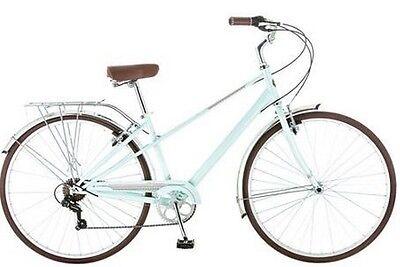 Schwinn Women's Admiral Hybrid Bike 700c (Mint)